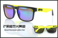 Wholesale Hot Sale New Year Promotion colors SPY OPTIC KEN BLOCK HELM Sport Sunglasses Fashion Brand Outdoor Sport Sun glasses