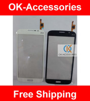5.8 - For Samsung Galaxy Mega i9150 i9152 Touch Screen Digitizer PC Over Free DHL EMS