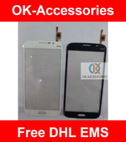 For Samsung Touch Screen For Samsung Touch Screen Digitizer For Samsung Galaxy Mega 5.8 i9150 i9152 With Galaxy Duos 10PCS Lot Free DHL EMS