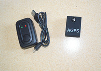 agps sim card - GSM GPRS GPS AGPS Tracker Quad band Tracker Device Voice Alarm Mini A6