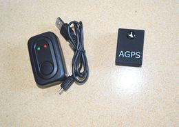 Wholesale GSM GPRS GPS AGPS Tracker Quad band Tracker Device Voice Alarm Mini A6
