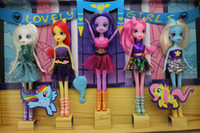 Wholesale My Little Pony Dolls Toy cm set of