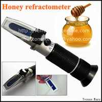 Wholesale New refractometer brix for beekeeping AO