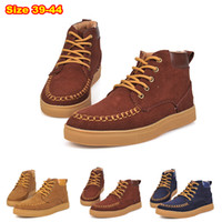 Football PU Adult Free Shipping suede skateboard sneakers men plush animal winter shoes fashion casual skateboarding shoes