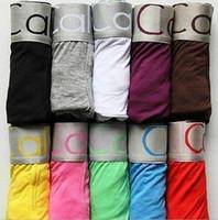 Wholesale 10Pcs Brand Men s Cool Steel Underwear Boxer Brief Trunk Size M L XL XXL