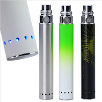 Wholesale ego Battery with Five LED Lights mah mah mah for ego Electronic Cigarette E Cigarette kits ego Led battery DHL