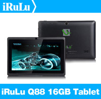 "Q8 Q88 7"" Inch 16GB Tablet PC Android 4. 1 Dual Camera R..."