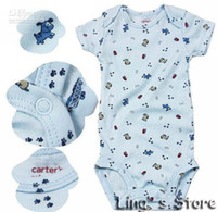 Wholesale Promotional COTTON Baby Rompers baby wear baby clothes