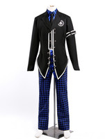Wholesale Hot Sale Halloween Amnesia Limited Edition IKKI Cosplay Costume u5 jEM