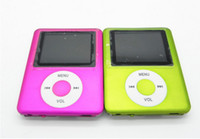 Wholesale 5 MP4 Music Playes Inch Screen MP4 MP3 Video Player E Book Speaker New Micro SD Card hin long playback AAA
