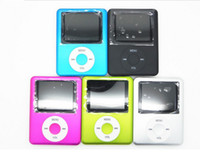 Wholesale 10PCS MP4 Music Playes Inch Screen MP4 MP3 Video Player E Book Speaker New Micro SD Card hin long playback AAA