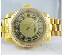 Wholesale 2013 Top Quality Diamond face lady Lady s AUTOMATIC Woen s Watches sports stainlessl dive luxury women watch