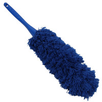 Wholesale Fashion Fiber Household Cleaning Duster Soft Blue Dust Duster Cleaning Tool ZGZ2
