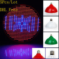 Wholesale LED Grow Lights E27 E40 W Red Blue SMD LED Grow Light for Flowering Plant and hydroponics ZW0053