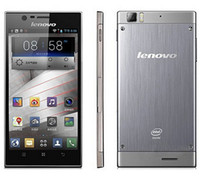 Lenovo 5.5 Android Wholesale - Lenovo K900 Smartphone Intel Powered 2.0GHz 5.5 Inch FHD Screen 2GB 32GB Android 4.2 Cell Phone