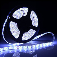 Wholesale 5630SMD LED Strip Light Waterproof LEDs M roll FT Rope Lighting Warm White Cool White Red Blue Green Flexible Strip Lighting V