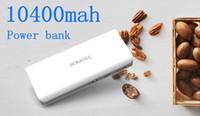 Wholesale 30pcs Rmos mAh Dual Usb External Backup Power Bank Battery charger for iPad hot
