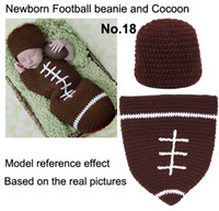 Unisex Summer Crochet Hats 2014 Newborn Baby Crochet Knit Aminal Beanie Cap Photography Props Toddler Costume Set Handmade children Hat+diaper one set erbaby