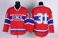 Wholesale Carey Price Canadiens Premier Jersey Red Hockey Jerseys High Quality Ice Hockey Jerseys for Men Hot Sale Sports Jerseys Mix Order