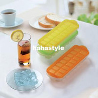 Wholesale Revitalization grid lid grid ice mold ice tray ice maker refrigerator dedicated ice box ice mold
