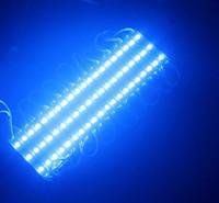 led module light - 500PCS FEDEX free SMD led Modules Warm white Cool white Red Blue Yellow LED module light lamp DC12V Waterproof IP65 led lamp