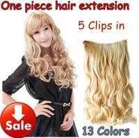 achat en gros de extensions de cheveux clip mix-120g penser 24