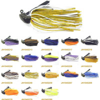 Wholesale Fishing Lure Fishing Jig Jighead Fresh Water Shallow Water Bass Walleye Crappie Minnow Colors Fishing Tackle JH104