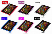 Wholesale cheap inch Allwinner A13 Boxchip Q88 Q8 GHz Android ICS Tablet F1 Camera RAM MB GB