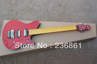 Wholesale HOT High Quality New style Ernie ball Music Man signature RED ELECTRIC guitar