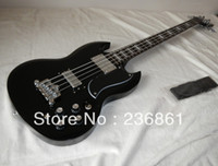 other other other New Arrival Best Musical instruments Nostalgia series G-USA SG Black BASS Guitar