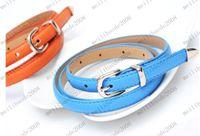 Wholesale So Cheap Genuine Leather Belts for Women Western Belts Buckles Black Red Gold Silver Skinny Waist Belt for Dress Ladies MYY7990