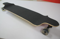 Wholesale Inch Drop Deck Ply Canadian Maple Downhill Sector Complete Skateboard Longboard