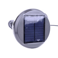 Wholesale Hidden camera PIR solar DVR Body induction streetlights Solar Camera Surveillance Cameras
