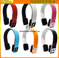 For Apple iPhone bluetooth headphones - smartphone bluetooth headphone Bluetooth Headset with retail boxes many colors