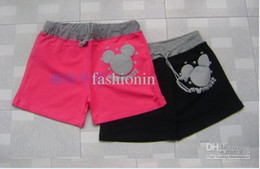 Wholesale Fashion Korean The Beach Pants Cotton Free Size Solid Character Cue The Beach Shorts Hottest LGY