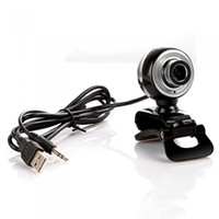 Wholesale USB M PC Camera HD Webcam Camera Web Cam with MIC for Computer PC