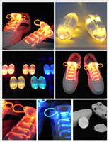 Hotel Shoelaces Red YP Light LED flashing flash shining shoelace shoelaces shoes lace laces Free shipping