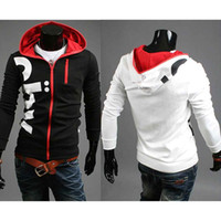 Jackets Men Cotton S5Q Mens Printed Slim Fit Sexy Top Designed Hoodies Jackets Coats For Autumn Fall AAACLE