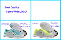 Mid Cut best barefoot running shoes - Best price newly model hot sport barefoot running shoes women men Free Run sports shoes