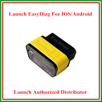 Wholesale Original Launch X431 EasyDiag for IOS Android Easy diag Code Reader with DHL Fedex EMS Free