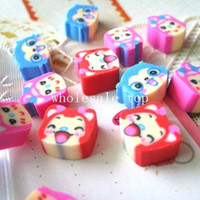 Fashion China (Mainland) Rubber Free Shipping!!Wholesale,Photo Color New novelty products Lovely Cartoon Eraser Kid Gift Mini eraser (About29PCS Pack) P511
