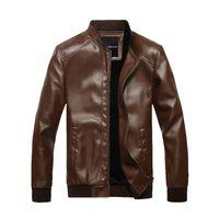 Other Men L Metersbonwe new winter 2013 men's leather men Korean Slim thick coat machine wagon jacket