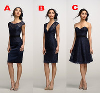 Cheap Reference Images bridesmaid dresses Best Lace Sleeveless lace bridesmaid