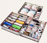 Wholesale three piece storage storage box multi clolor multifunctional with cover on it
