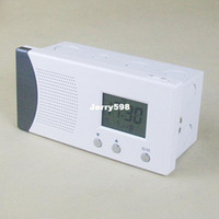 Wholesale Earthsound controller built in speaker alarm clock function from Jerry598