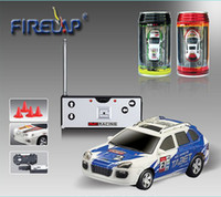 Red big cars electronic - 2016 Big Kids Limited Robofish Toys Electronic Pet Magic Car Toy Coke Can Packed Mini Rc Radio Remote Control Micro Racing RedMetal Metal