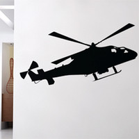 other aircraft decor - Meijia Aircraft Wall Stickers Size Height MM MM Width Home Wall Decor Removable Art Wall Decals PVC Vinyl Sticker MJZ