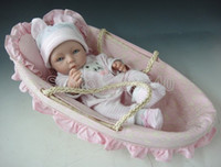 White silicone baby dolls - reborn baby girl doll reborn doll baby girl silicone baby doll reborn baby hand made real baby skin pose cm in length