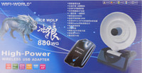 Wholesale Latest High Power L Chipset mW dbi WG Wifi world Ice Wolf Wireless Usb Adapter Wifi Adapter
