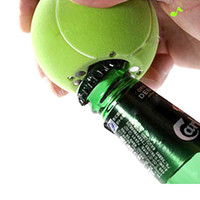Wholesale Beer amp Soda Musical Bottle Opener Fridge Message Magnet Tennis Ball Shape A